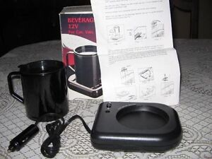 12 VOLT BEVERAGE WARMER - NEW
