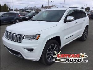 Jeep Grand Cherokee Overland 4x4 GPS Cuir Toit Panoramique MAGS