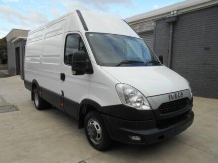 2013 Iveco Daily 50C17 White Automatic Van