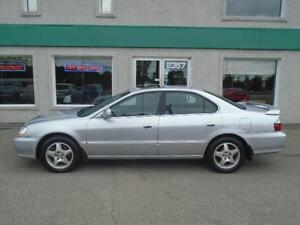 Acura TL Type S 2002 VGA, Automatique.....Seulement 78000KM!!!!