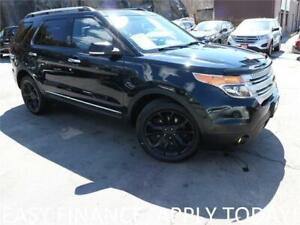 2014 Ford Explorer XLT 4WD! V6! TOW PKG! LOADED! NAV! PANO ROOF!