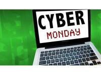 ****CYBER MONDAY EVENT AT FACTORY OUTLET TRAILERS!!****