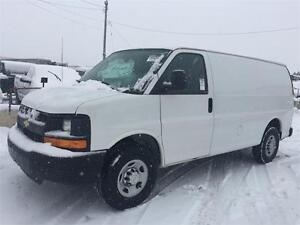 2011 Chevrolet Express G2500 - Cargo