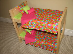 Maplelea Girls Doll - Doll Beds and other Solid Wood Furniture