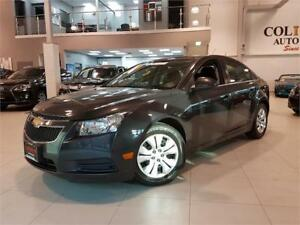 2014 Chevrolet Cruze LT-BLUETOOTH-FACTORY WARRANTY-ONLY 70KM
