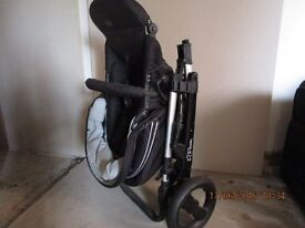 Britax BDUAL double buggy PLUS baby car seat