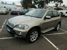 2007 BMW X5 E70 4.8I Tungsten 6 Speed Steptronic Wagon Maidstone Maribyrnong Area Preview