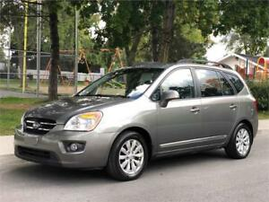 2010 KIA RONDO, AUTOMATIQUE, 127 000KM, A/C, MAGS, 4 CYLINDRES