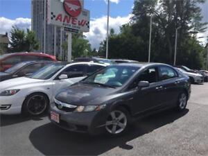 2011 Honda Civic Sdn SE | CERTIFIED | CLEAN CARPROOF | AUTOMATIC
