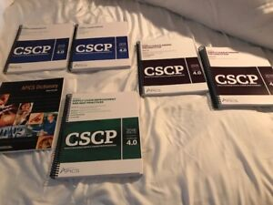 APICS CSCP 2016 Learning System