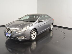 2011 Hyundai i45 YF MY11 Active Grey 6 Speed Sports Automatic Sedan Welshpool Canning Area Preview