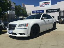 2013 Chrysler 300 MY12 Limited White 8 Speed Automatic Sedan Beckenham Gosnells Area Preview