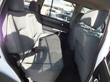 2008 Nissan Patrol GU 6 MY08 ST White 4 Speed Automatic Wagon Rosslea Townsville City Preview