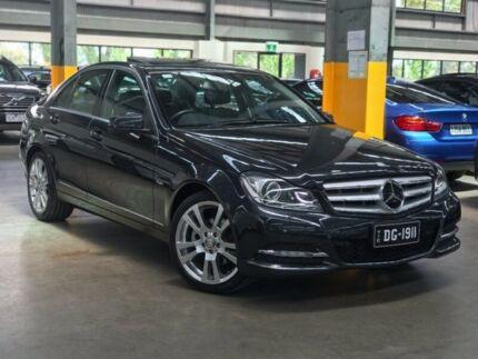 2011 Mercedes-Benz C250 W204 BlueEFFICIENCY Avantgarde Sedan 4dr 7G-TRONIC + 7sp 1.8 Grey