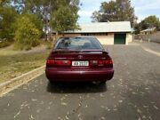 1998 Toyota Camry SXV20R CSi Maroon 4 Speed Automatic Sedan Hillcrest Port Adelaide Area Preview