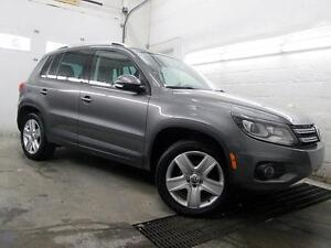"2012 Volkswagen Tiguan CUIR TOIT PANOR. MAGS 18"" 2.0 TSI 99000KM"