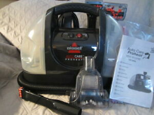 Bissell Auto Care Proheat  Compact Deep Cleaner