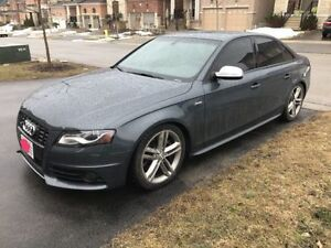 2010 Audi S4 Sedan 6 SPEED! MINT!