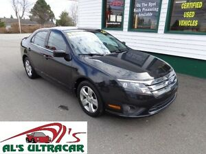 2011 Ford Fusion SE Certified and only $95 bi-weekly all in!
