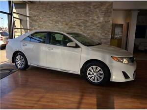 SPRING CLEARANCE- 2014 Toyota Camry LE $109 Bi-Weekly