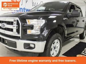 2015 Ford F-150 XLT 4x4! six seats! comfortable and affordable!
