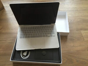 MacBook Pro 3,1GHz i7 16GB 1866MHz 1TB SSD Apple Care 2018