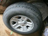 "New 16"" rims and tires, Jeep, Dodge Caravan etc - no tax"