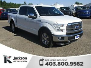 2016 Ford F-150 Lariat - NAV, Bluetooth