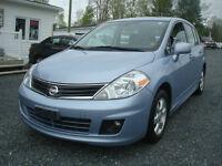 2010 Nissan Versa $38 WEEKLY Hatchback