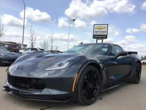 2019 Chevrolet Corvette Grand Sport 1LT Auto  Call 780-938-1230