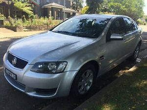 2011 Holden Commodore VE II Omega Silver 4 Speed Automatic Sedan Croydon Burwood Area Preview