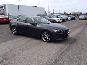 2014 Mazda Mazda6 GT TECH **TOP OF THE LINE**