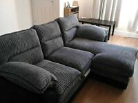 Nice Corner Sofa 2 years old