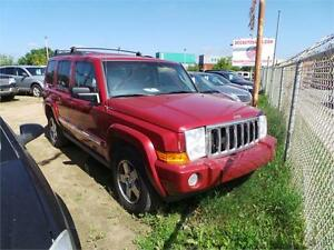 2010 Jeep COMMANDER Sport For Sale Edmonton