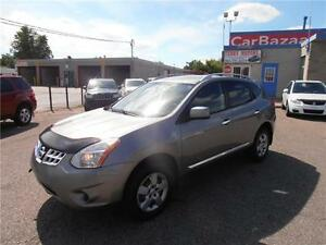 2011 NISSAN ROGUE ALL WHEEL  4 CYL AUTO AIR CLEAN EASY FINANCING