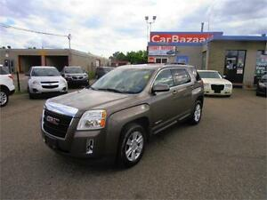2010 GMC TERRAIN SUV 4 CYL GAS SAVER  LOW PRICE EASY FINANCE