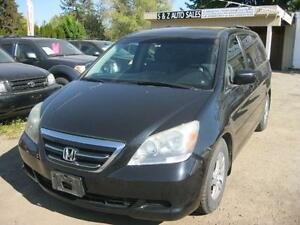 2006 Honda Odyssey EXL LEATHER SUNROOF!