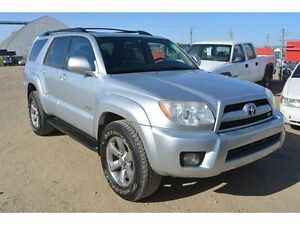 2008 Toyota 4Runner Limited 4x4 only $8900