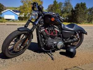 Harley Davidson Iron 883 Sportster 2010 Cloverdale Belmont Area Preview
