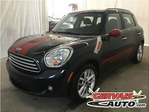 MINI Cooper Countryman Cuir Toit Panoramique MAGS 2012