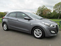 2012 (62) Hyundai i30 1.6CRDi (110ps) Blue Drive ( ISG ) Active FINANCE ARRANGED