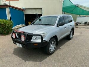 2015 Toyota Landcruiser VDJ200R MY13 GX (4x4) Silver 6 Speed Automatic Wagon Holtze Litchfield Area Preview