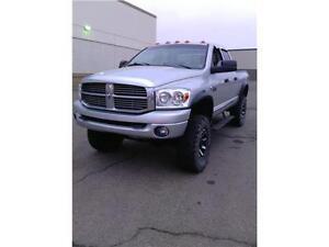2008 Dodge Ram 2500 SLT DIESEL MONSTER.. GET APPROVED TODAY!!! Edmonton Edmonton Area image 1