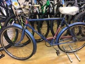 1968 BSA Vintage bike
