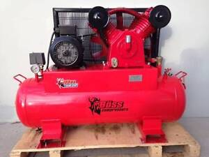 BOSS 37 CFM/ 10HP 3 Phase Workshop Air Compressor  (Second hand) Browns Plains Logan Area Preview