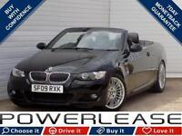 2009 58 BMW 3 SERIES 3.0 325I M SPORT 2D 215 BHP