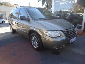 2006 Chrysler Grand Voyager RG 4th Gen MY05 Limited Bronze 4 Speed Automatic Wagon Alphington Darebin Area Preview