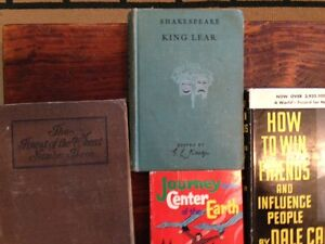 98 old books for sale