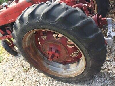 Farmall 300 350 400 450 Tractor Ih Double Bevel Rim 15.5 38 Firestone Fr Tire