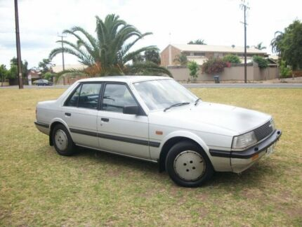 1984 Mazda 626 Deluxe 5 Speed Manual Sedan